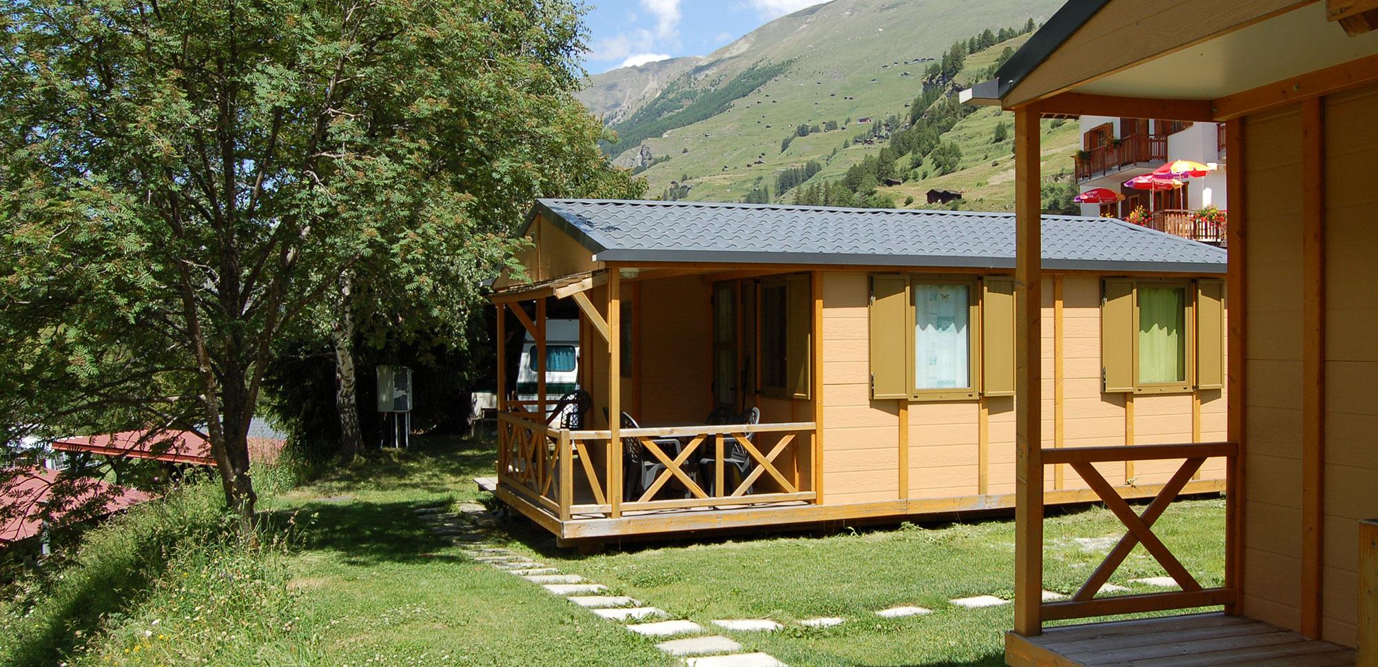 Bungalows Val d'Hérens