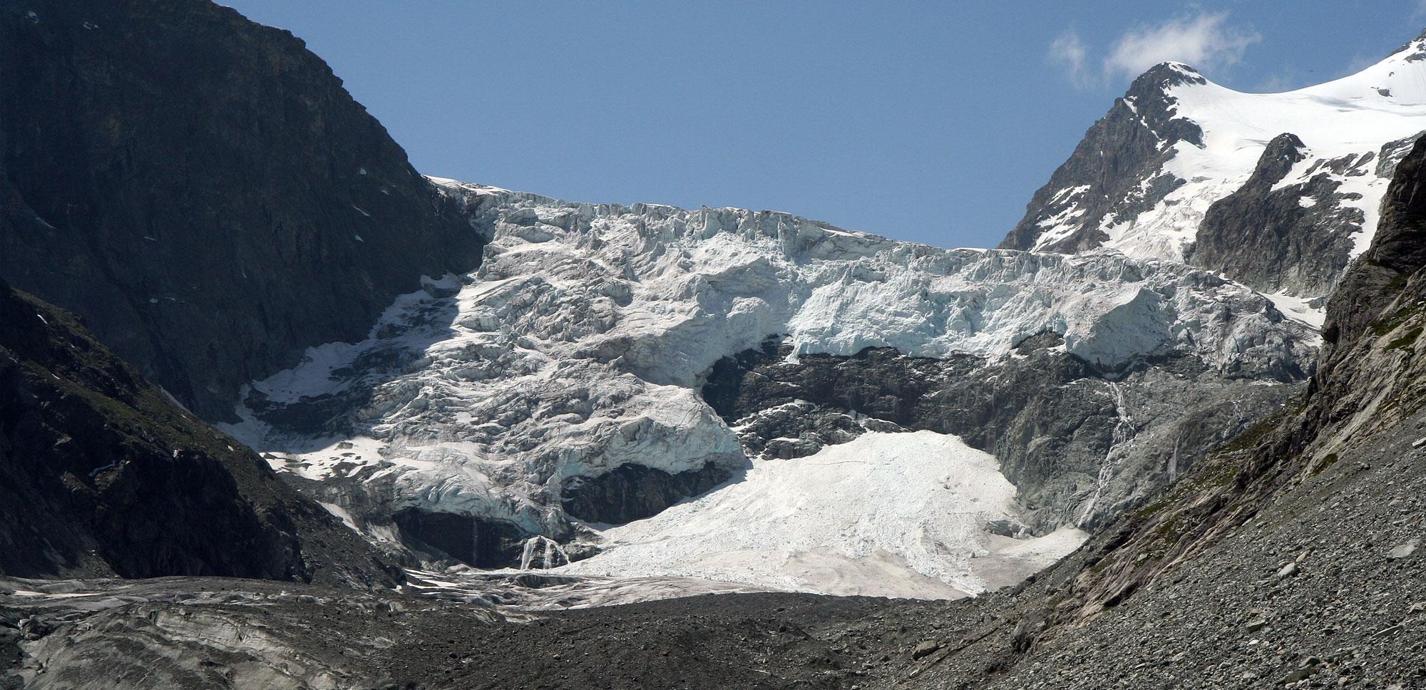 Randonnée à la découverte des glaciers